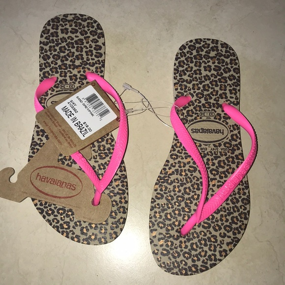 6ebd1d0fe 👧🏻NEW Girls Havaianas Sandals with tag 🏷